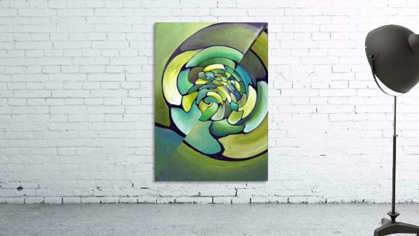Art Deco_Green _Pattern_A