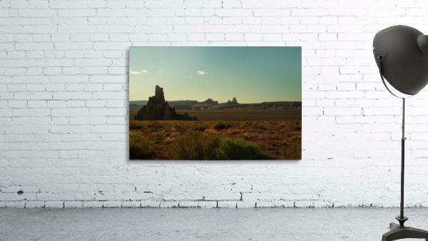 Desert Scene Sunset