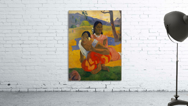 Paul Gauguin: When Will You Marry HD 300ppi