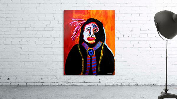 Masked Indian