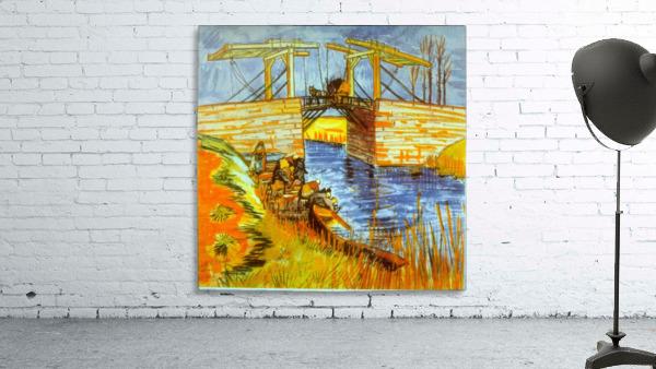 Langlois by Van Gogh