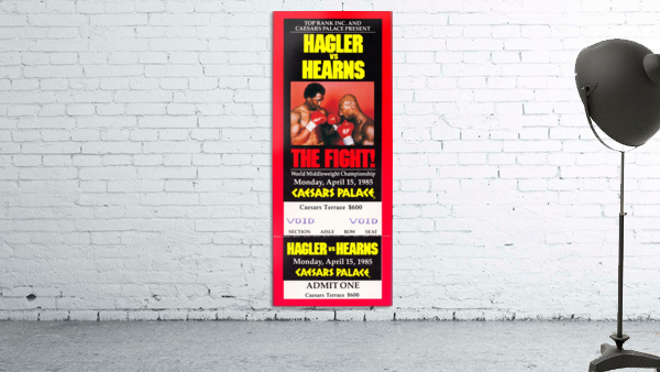 1985 hagler hearns boxing match caesars palace las vegas the fight