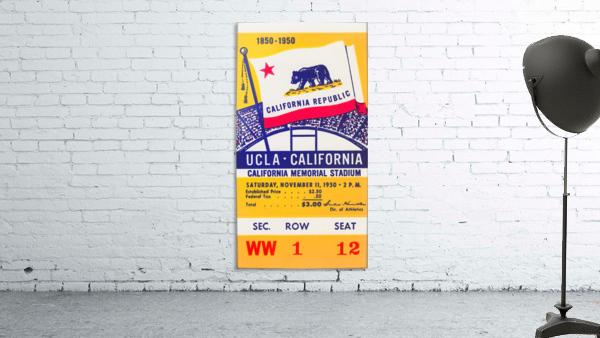 1950_College_Football_California vs. UCLA_California Memorial Stadium