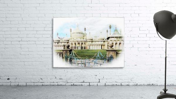 Brighton Pavilion Street View