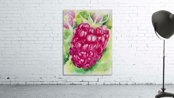 Summer Flavor: Raspberry I