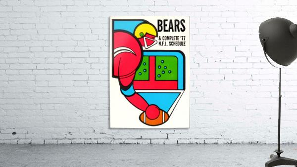 1977 Chicago Bears Schedule