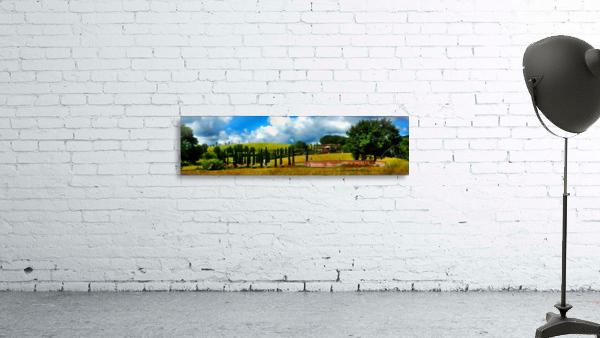 Cypress View Umbria