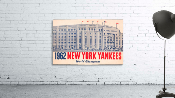 1962 new york yankees world champions