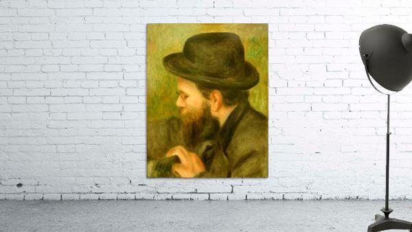M Bernard man with the black hat