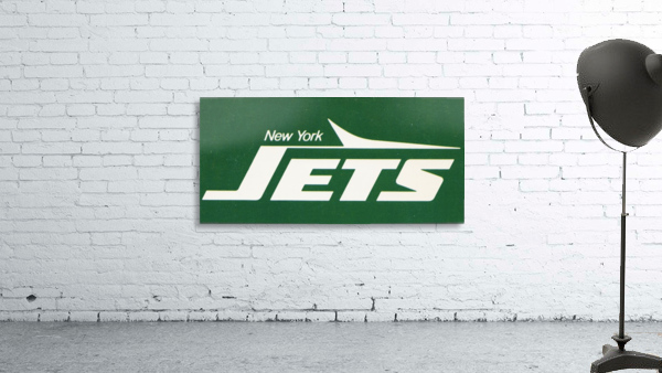 1981 new york jets reproduction artwork