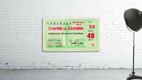1936 Cal vs. Stanford