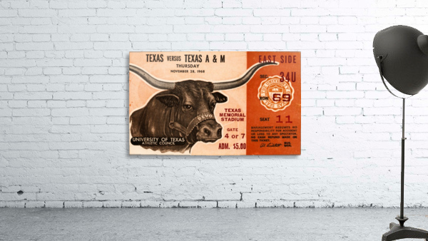 1968 Texas vs. Texas A&M