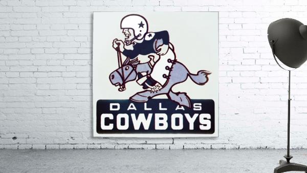 1960s dallas cowboys art