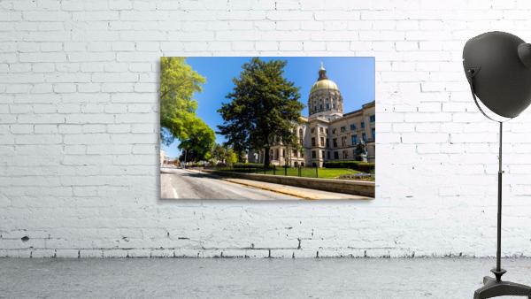 Georgia State Capitol Building   Atlanta GA 6984
