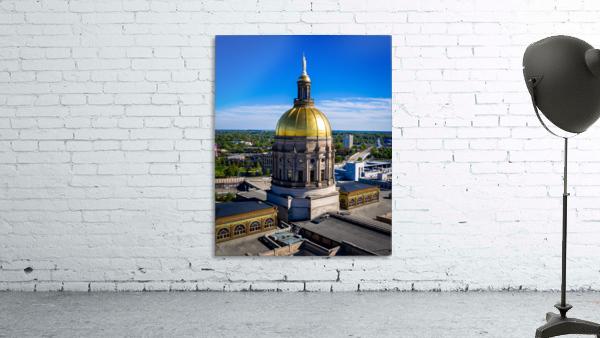 Georgia State Capitol Building   Atlanta GA 0636