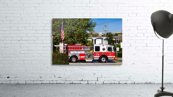 City of Atlanta Fire Engine No 29 6648