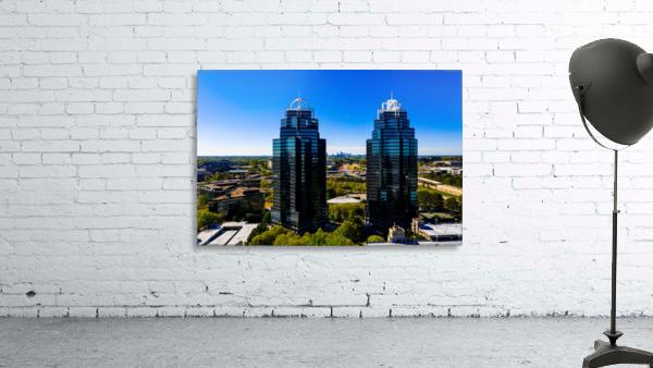 King and Queen Buildings   Atlanta GA 0556