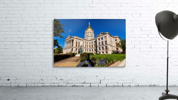 Georgia State Capitol Building   Atlanta GA 7215