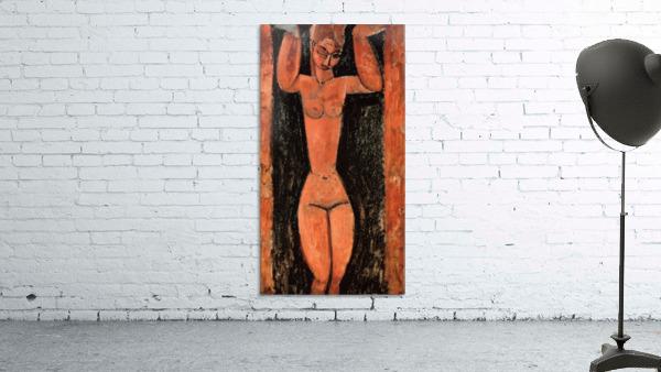 Modigliani - Caryatid -3-