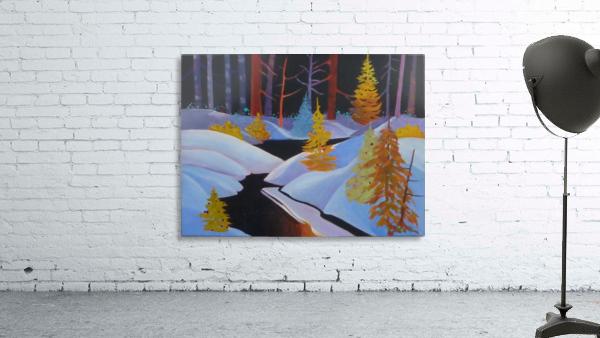 winterwonderland.acrylic