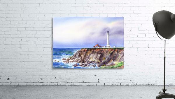 Lighthouse Point Arena California