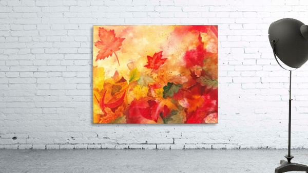 Autumn leaves Serenade