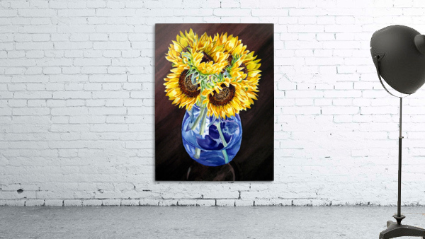 A Bunch Of Sunflowers