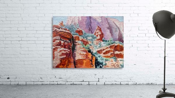 Sedona Arizona Rocky Canyon