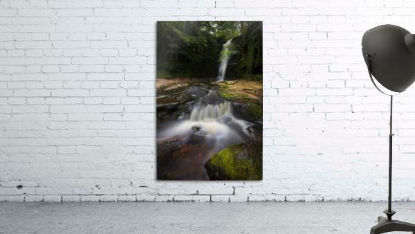 Blaen y Glyn waterfalls