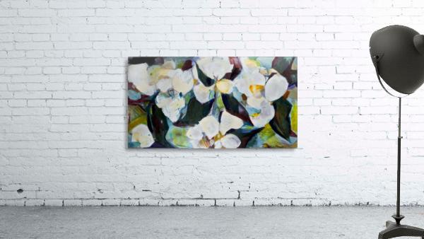 Louisiana Cubist Magnolia