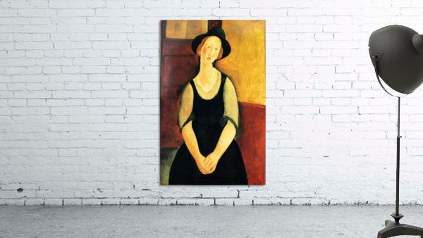 Modigliani - Portrait of Thora Klinckowstroem