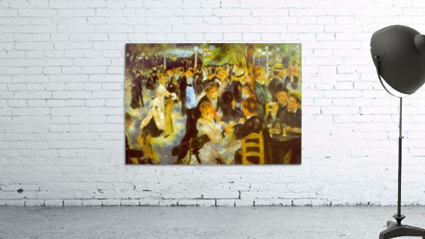 Moulin Galette by Renoir