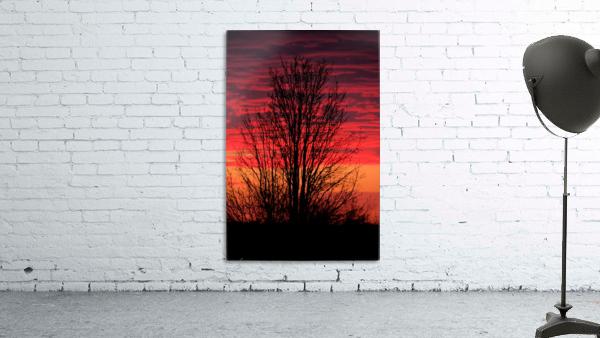 Liberty Missouri Sunset