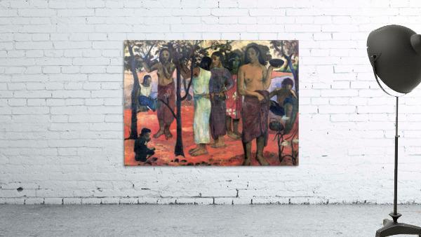 Nava Nava Mehana by Gauguin