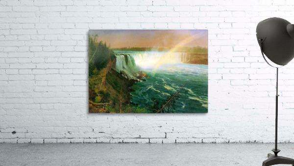 Niagra Falls by Bierstadt