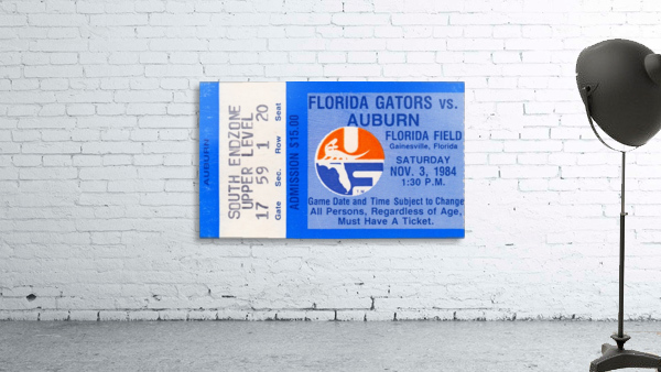 1984 Florida vs. Auburn