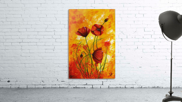 Red Poppies 006
