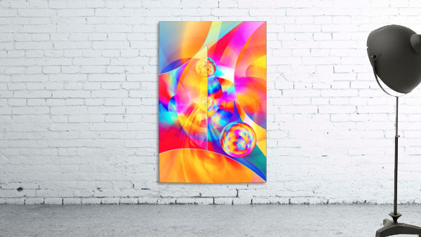 4th Dimension -Abstract Art XVII
