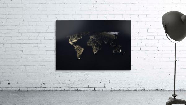 Dark Continent Heron