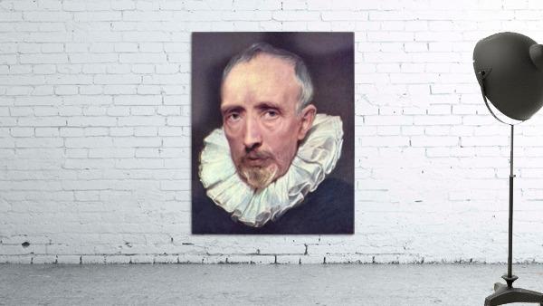 Portrait of Cornelius van der Geest by Van Dyck