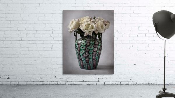 Venetian murrine vase