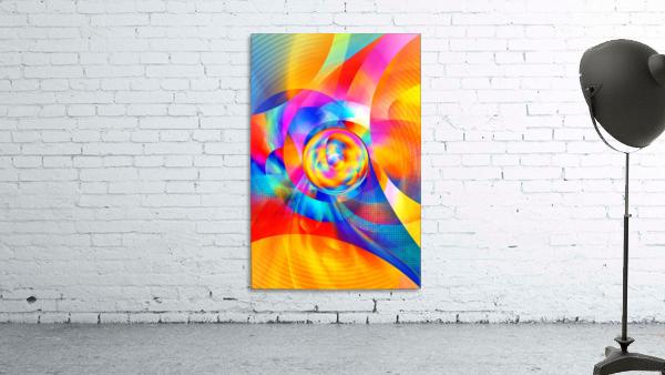 4th Dimension - Abstract Art XVI
