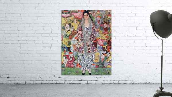 Portrait of Frederika Maria Beer by Klimt