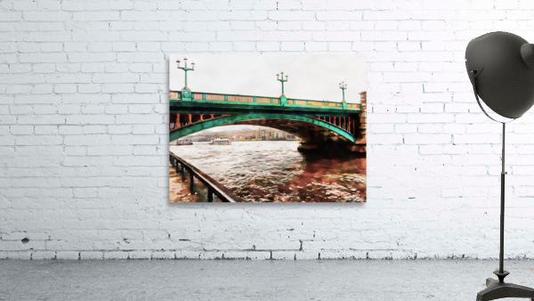 Impressions of Southwark Bridge