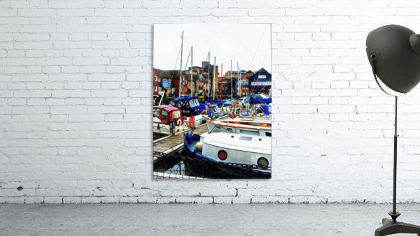 St Katharine Docks Boats 5