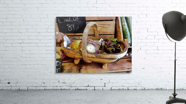 Swede Sale Display