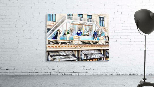 Christmas Display Hotel DAngleterre Copenhagen