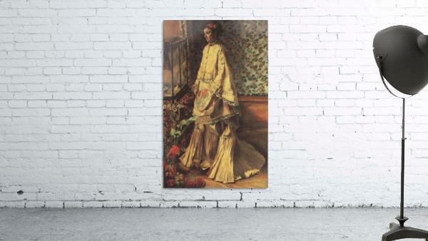 Portrait of Rapha by Renoir