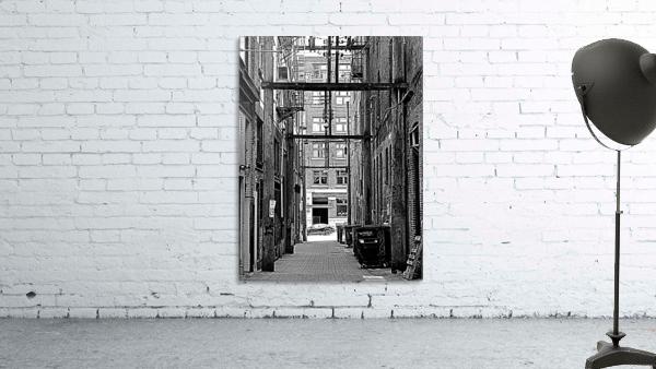 The Old Alleyways