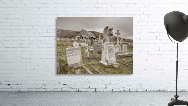 Cemetery in Llandudno, North Wales